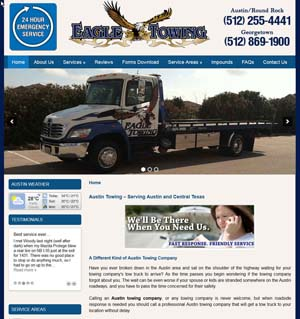 eagletowing