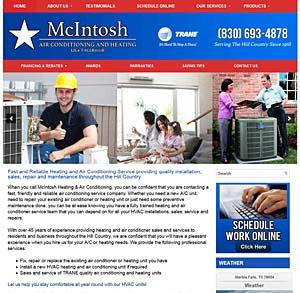 McIntosh Heating & Air Conditioning