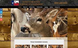 Texas Taxidermy School
